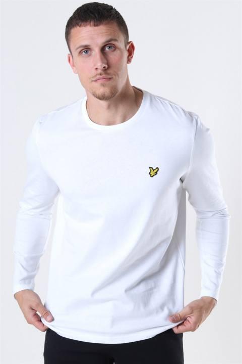 Lyle & Scott LS Crew Neck T-shirt White