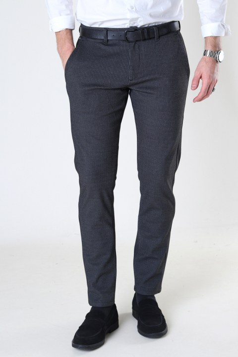 Gabba Paul KD3920 Black Hound Chino Pant Black