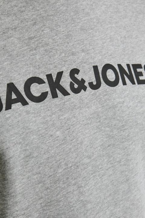 Jack & Jones JACLOUNGE SET NOOS Light Grey Melange Light grey melange