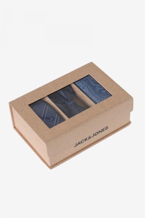 Jack & Jones JACNECKTIE GIFT BOX POLY Navy Blazer