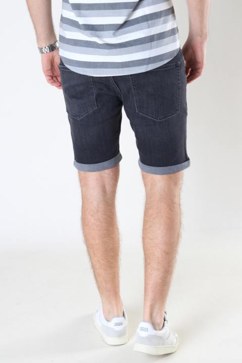 Jack & Jones Jjirick Jjoriginal Shorts Agi 200 Black Denim