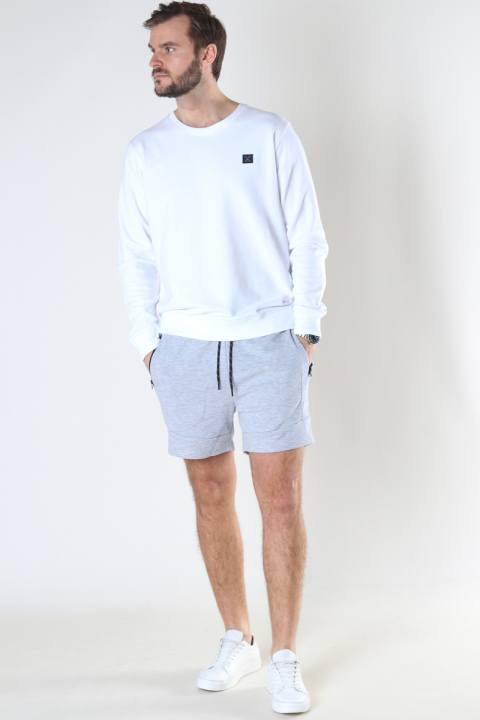 Jack & Jones Jjiair Sweat Shorts Lgm