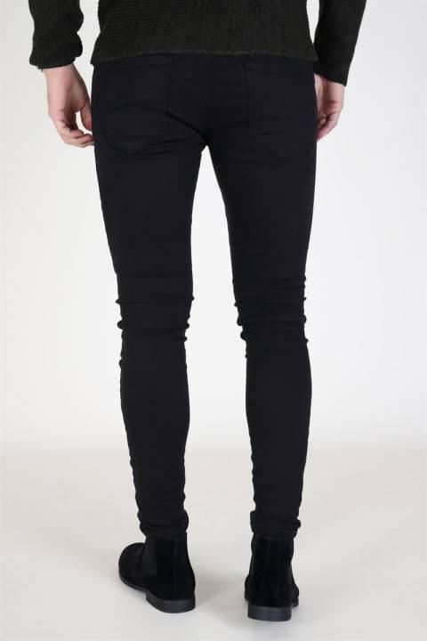 Gabba Iki  Black Jeans