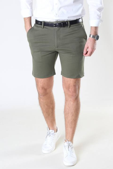 Jack & Jones JJIPHIL CHINO SHORTS NOR STS Dusty Olive