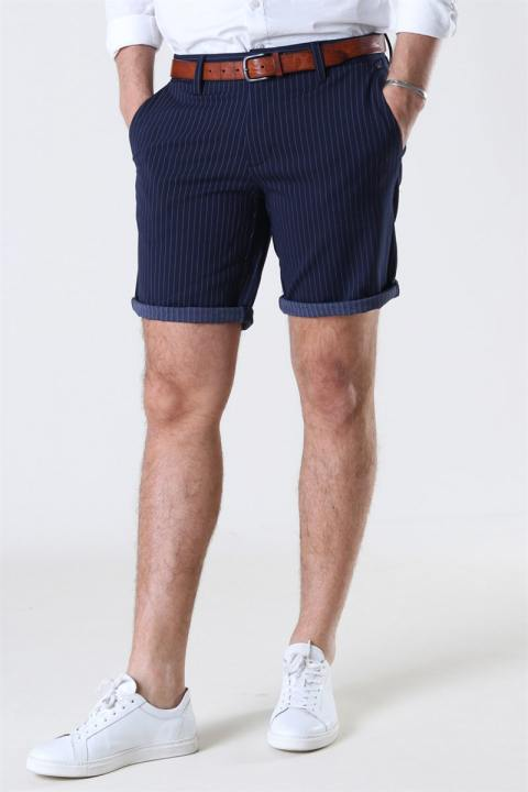 Only & Sons Mark Shorts Stripe GW Night Sky