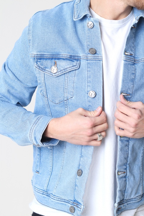Gabba Dave K3572 Denim Jacket RS1366