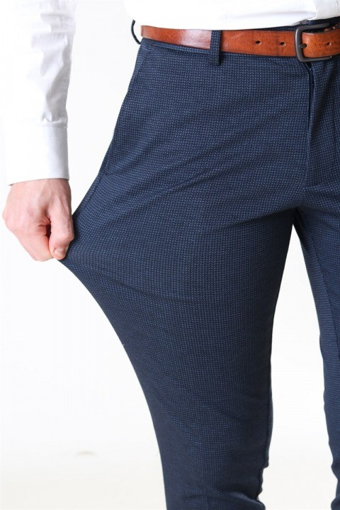 Jack & Jones Marco Phil Jersey Nor Herr Pants Navy Blazer