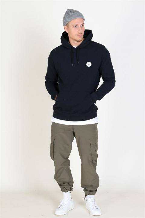 Woodbird Our Shaxy Hoodie Black