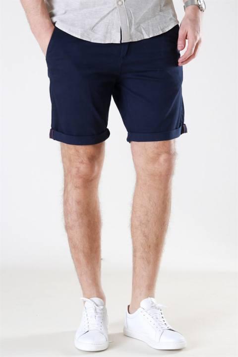 Jack & Jones Bowie Shorts Solid Navy Blazer