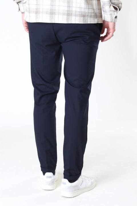 Woodbird Saul Nickel Pants Navy