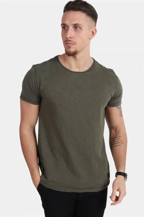 Gabba Konrad Slub S/S T-shirt Army