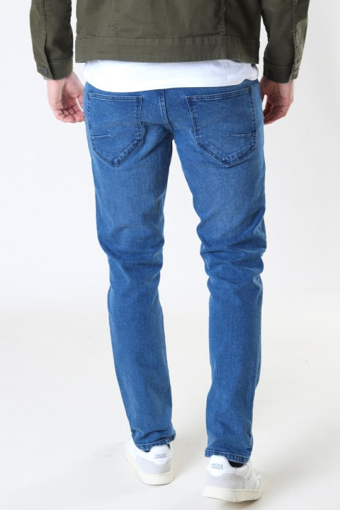 Solid SDJoy Blue 201 Middle Blue Denim