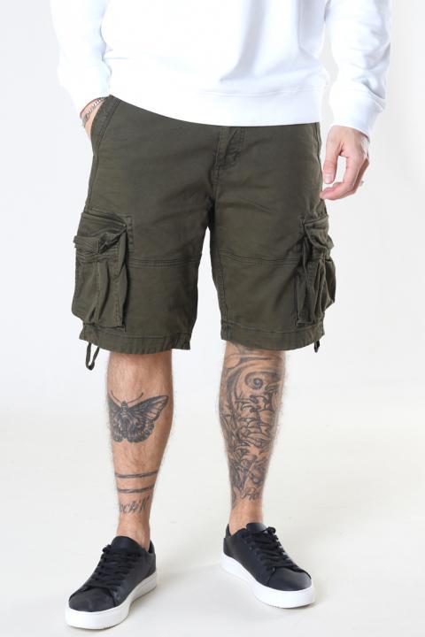 Gabba Rufo Cargo Shorts Army