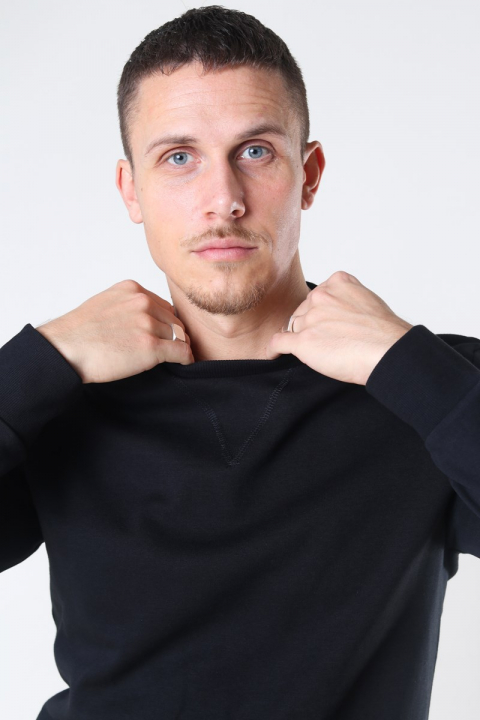 Jack & Jones Basic Sweat Crew Neck Black