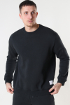 Woodbird Mufti Mitu Crew Dark Grey