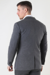 Jack & Jones JJEPHIL JERSEY BLAZER Grey Melange  SUPER SLIM FIT