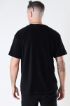 Just Junkies Frot Tee 001 - Black