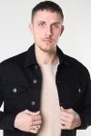 Gabba Dave Black Night Denim Jacket Black