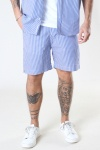 Woodbird Bommy Milk Shorts Light Blue
