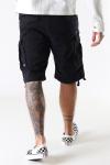Jack and Jones Chop Cargo Shorts Black