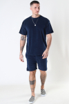 Just Junkies Frot Shorts  004 - Navy