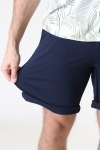 Denim Project Ponte Shorts Navy