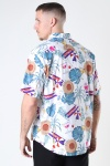 Just Junkies Aloha 002 - White