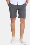 WoodBird Steffen Twill Shorts Light Grey