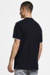 Jack & Jones JPRBLASTRETCH SS MAO POLO STS Black REG FIT