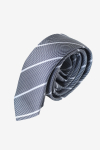 Jack & Jones JACNECKTIE GIFT BOX POLY Glacier Gray