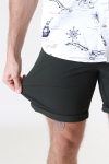 Woodbird Steffen Twill Shorts Army