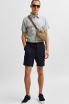 Selected SLHPETE FLEX STRING SHORTS G CAMP Navy Blazer