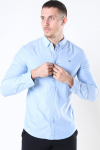 Tommy Jeans Slim Stretch Oxford Shirt Perfume Blue