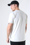 ONLY & SONS ONSMILLENIUM LIFE REG SS WASHED TEE NOOS Bright White
