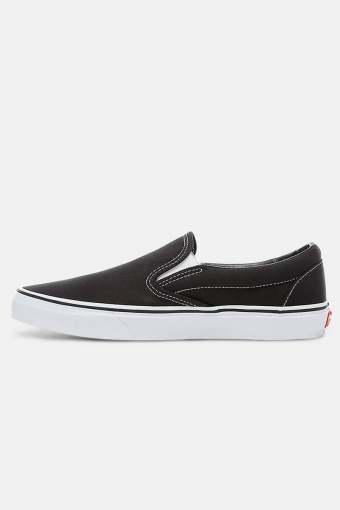 Classic Slip-On Sneakers Black