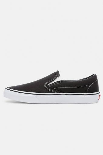 Classic Slip-On Sneakers Black