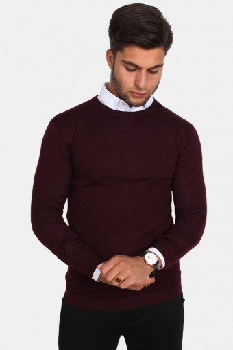 Tailored & Originals Fitz Knit Winetastin