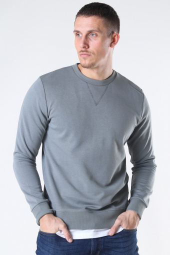 Basic Sweat Crew Neck Sedona Sage