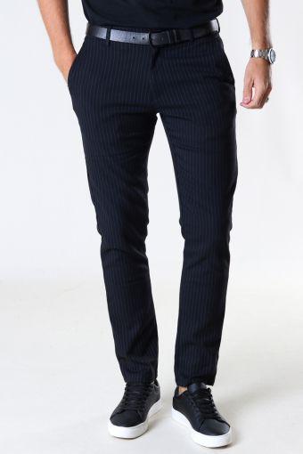 Tailored & Originals TOFrederic Stripe Dark Sapphire