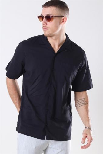 Jaden Shirt S/S Black Tap Shoe