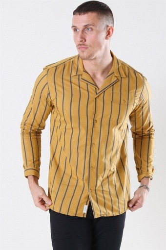 Smierre Shirt Yellow Sunflower