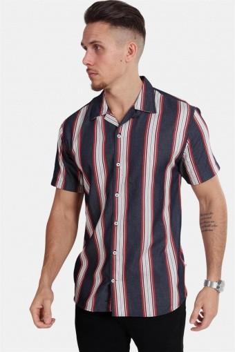 Cuba S/S Gr. 104 Shirt Indigo