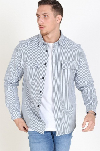 Tailored & Originals Ole Shirt Off White