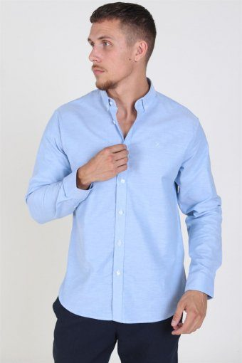 Oxford Plain Paita Light Blue