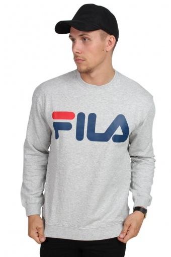 Classic Logo Sweatshirts Light Grey