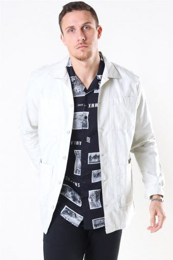 Jack & Jones Bastian Shirt Silver Birch
