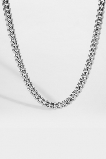 "Sequence Ketting ""Silver"""