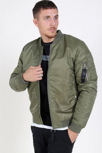 Combat Bomber jacket Olive