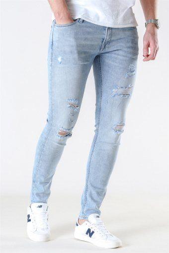 Liam Original AM 202 Jeans Blue Denim