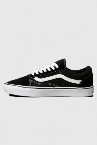 Comfycush Old Kenkäol Sneakers Black/True White